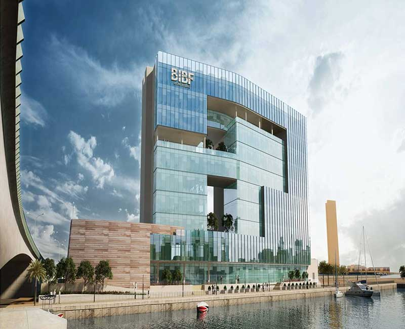 BAHRAIN INSTITUTE OF BANKING & FINANCE HQ PROJECT