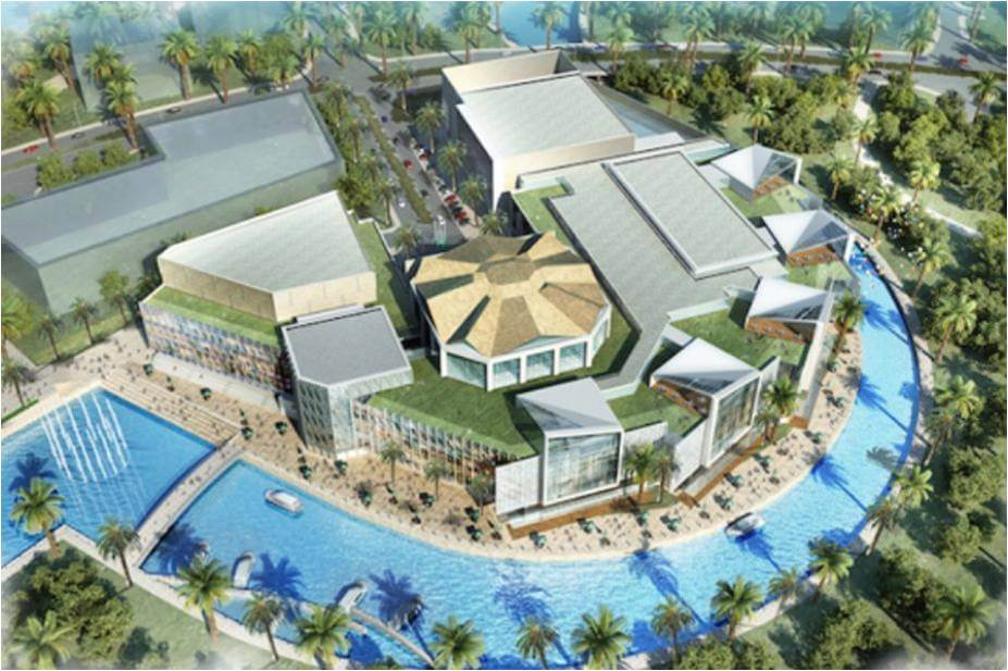 MALL OF DILMUNIA PROJECT