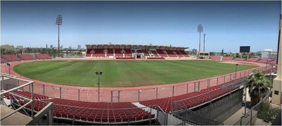 MUHARAQ SPORTS STADIUM PROJECT